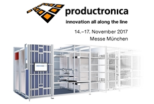 Dry Tower - Productronica 2017