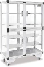 ESDA acrylic drying cabinets