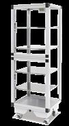 ESDA 402-00 dry storage cabinet