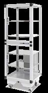 ESDA 402-21 dry storage cabinets