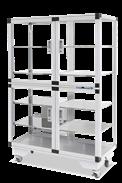 ESDA 804-21 dry storage cabinets