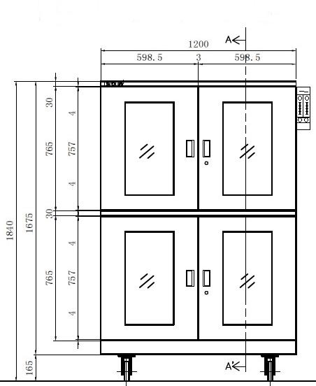 hsd-1104 trockenschrank