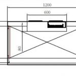 SD+ 1104-22 technical drawings
