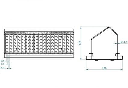 SMD reel rack 20014000