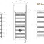 XSD Honeycomb System