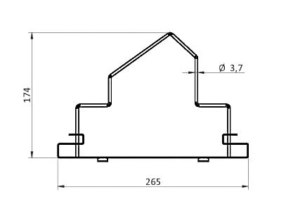 XSD reel rack dimensions
