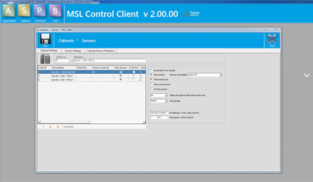 MSD software