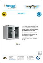SD-502-21 Trockenschrank
