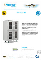 SDB-1104-40 Trockenschrank