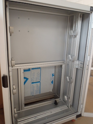 Solar cabinet project