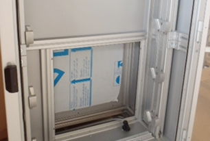 Dry cabinet project at Solar