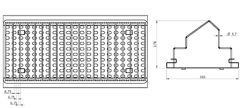 XSDR Trockenschrank