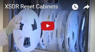 Multi-Reset Trockenlagerschrank - XSDR Serie- zum video