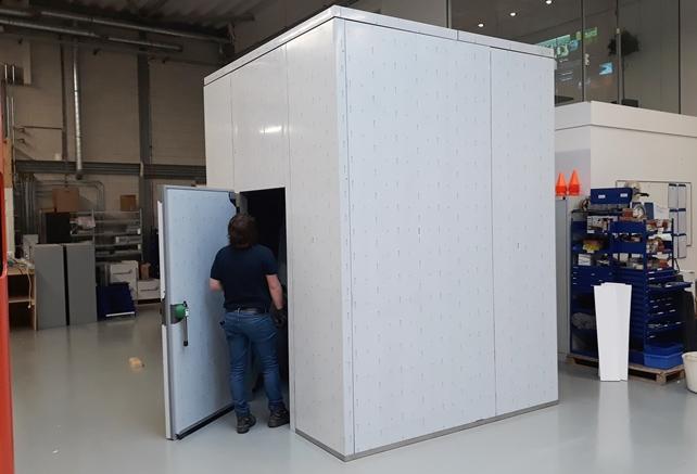 Trockenraumprojekt bei TEXA - Super Dry Totech