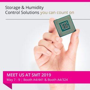 Innovative Trockenlagerlösungen bei SMT-Connect