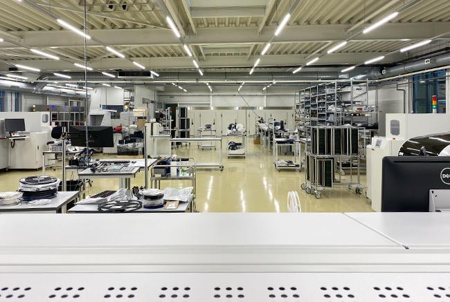 Projekt Trockenräume bei Protonic