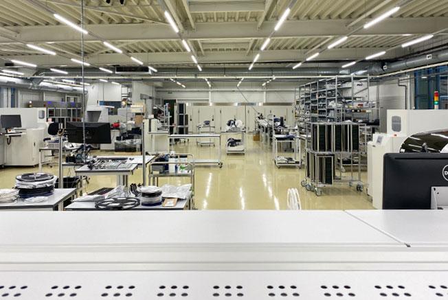 Trockenraum bei Protonic-HP
