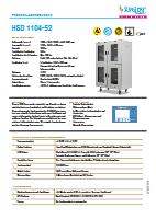 Trockenlagerschrank HSD 1104-52