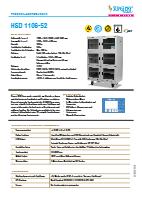 Trockenlagerschrank HSD 1106-52