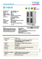 Trockenlagerschrank SD 1104-21