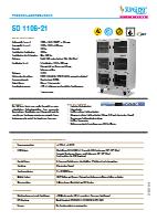 Trockenlagerschrank SD 1106-21