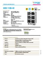 Trockenlagerschrank SDB 1106-40