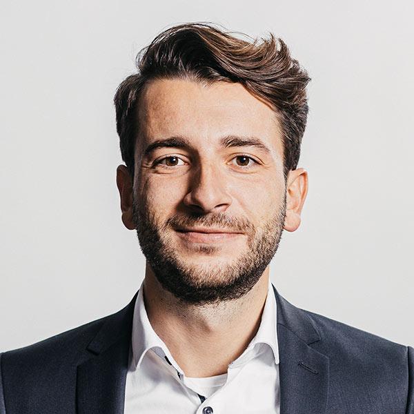 Artur Brommer, Dry Tower Sales Manager Deutschland, Österreich, Schweiz